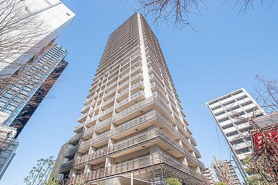区分マンション-新宿区西新宿8丁目 現地外観