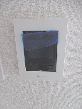 中古マンション-多摩市貝取3丁目 モニター付きインターフォン設置。