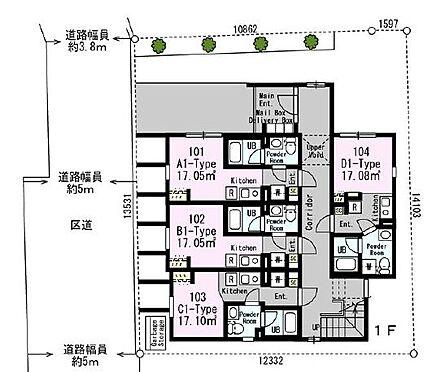 マンション(建物全部)-練馬区桜台4丁目 その他