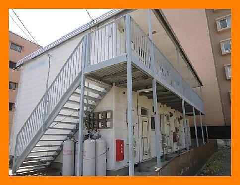 アパート-仙台市若林区中倉2丁目 外観