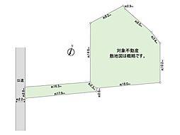 博多区諸岡二丁目売地(古屋付)