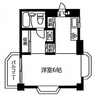 マンション(建物一部)-練馬区中村3丁目 間取り