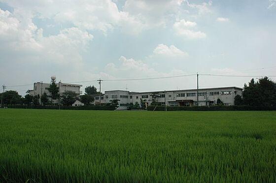 土地-安城市柿碕町南屋敷 志貴小学校まで徒歩約11分(約845m)