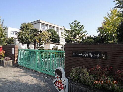 店舗付住宅(建物全部)-和歌山市美園町5丁目 【小学校】新南小学校まで534m