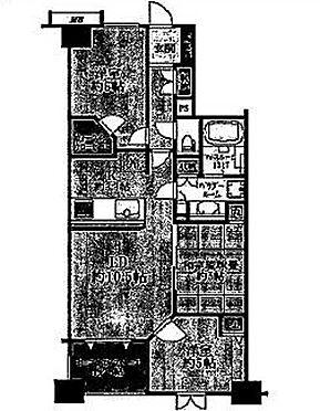 マンション(建物一部)-江戸川区江戸川2丁目 間取り