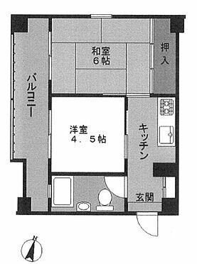 中古マンション-世田谷区下馬6丁目 間取り