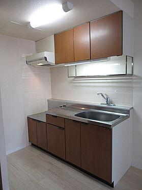 マンション(建物全部)-札幌市中央区南七条西17丁目 キッチン