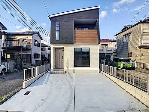 新築一戸建て-岡崎市法性寺町字荒子 外観(2020年10月撮影)