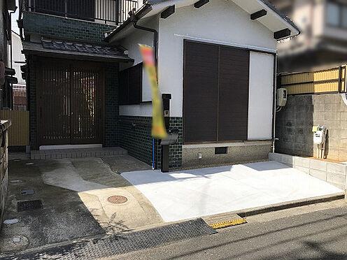 中古一戸建て-東大阪市新池島町3丁目 駐車場