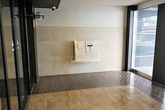 マンション(建物一部)-横浜市西区平沼1丁目 TVモニター付オートロック、非接触キー対応のエントランス