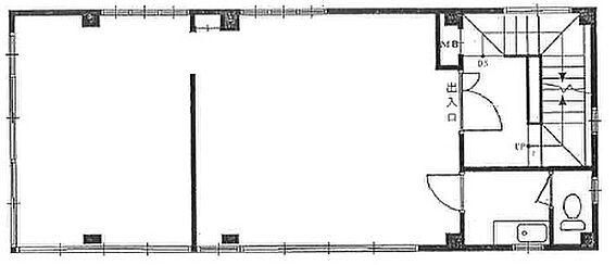マンション(建物全部)-中野区新井2丁目 2階