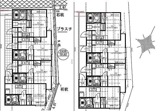 アパート-横浜市神奈川区白幡南町 間取り