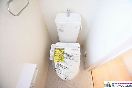 戸建賃貸-仙台市青葉区桜ケ丘1丁目 トイレ