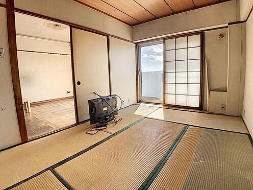 中古マンション-名古屋市名東区上社2丁目 南向きで日当たり良好です!
