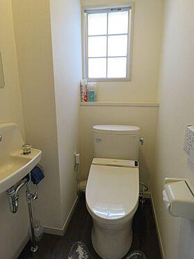 中古マンション-八王子市上柚木3丁目 シャワートイレに新規交換済み