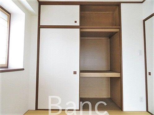 区分マンション-横浜市保土ケ谷区東川島町 和室には押入れがございます。