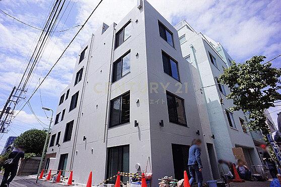 マンション(建物全部)-大田区大森北5丁目 建物外観