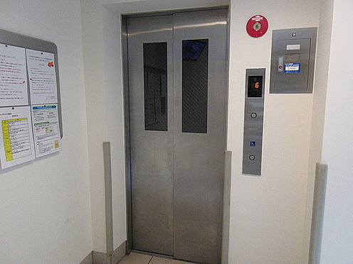 マンション(建物一部)-大阪市北区浮田1丁目 エレベーターも1基ついています。