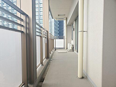 区分マンション-新宿区西新宿8丁目 南側バルコニー