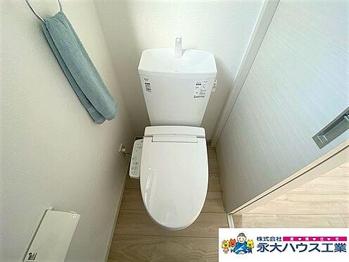 戸建賃貸-仙台市泉区鶴が丘1丁目 トイレ