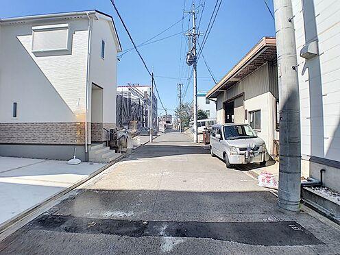 新築一戸建て-名古屋市守山区新守山 3LDK+2WICで収納広々です。