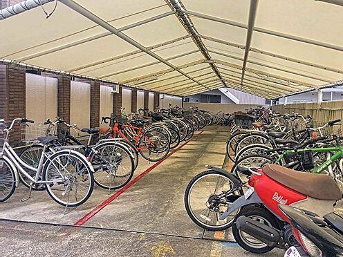 中古マンション-みよし市三好町蜂ヶ池 屋根付きの駐輪場!雨ざらしにならずに大切な自転車を守れます◎