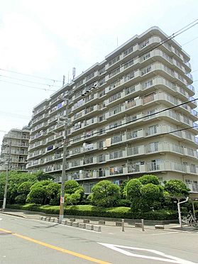 マンション(建物一部)-大阪市平野区加美西2丁目 緑豊かな住環境