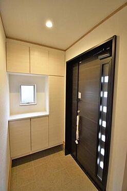 新築一戸建て-仙台市宮城野区二の森 玄関