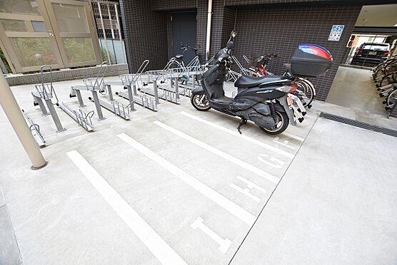 中古マンション-江東区三好4丁目 バイク置場