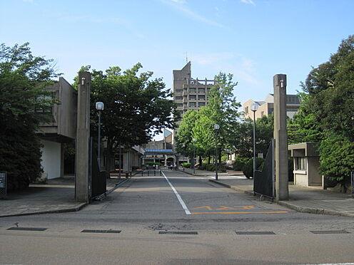 アパート-野々市市扇が丘 大学金沢工業大学まで640m