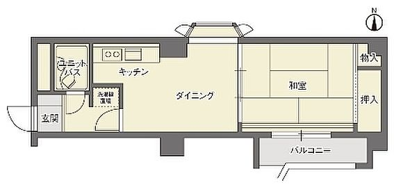 マンション(建物一部)-仙台市青葉区片平1丁目 間取り
