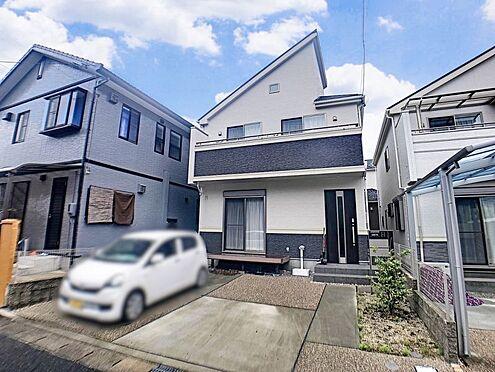 中古一戸建て-豊田市前林町隅田 長期優良住宅なので安心してお住みいただけます。並列駐車で2台お停めいただけます!