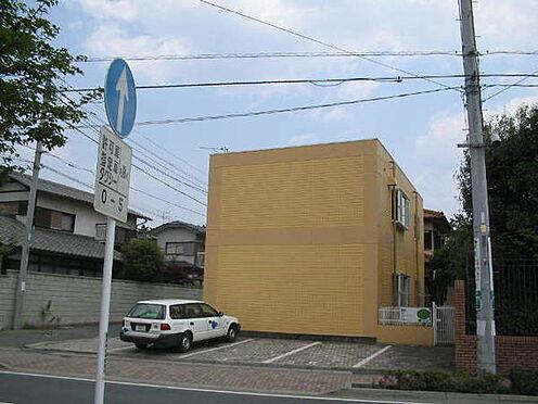 アパート-前橋市川原町 駐車場