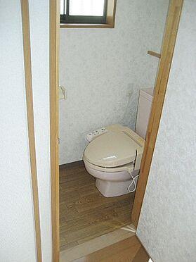 中古テラスハウス-大津市国分1丁目 トイレ