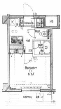 マンション(建物一部)-北区東十条5丁目 間取り