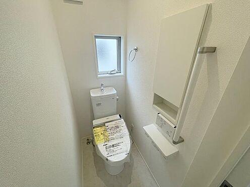 戸建賃貸-仙台市太白区八木山東2丁目 トイレ