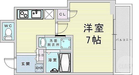 マンション(建物一部)-大阪市福島区海老江5丁目 充実設備