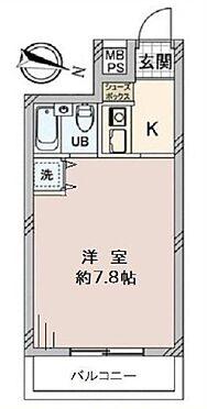 マンション(建物一部)-練馬区石神井台4丁目 間取り