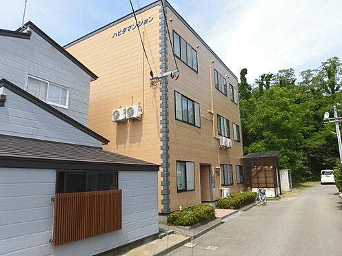 アパート-秋田市下新城中野字街道端西 外観写真