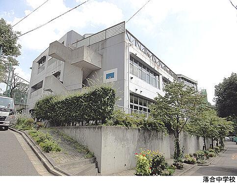 アパート-新宿区下落合2丁目 落合中学校