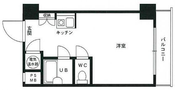 マンション(建物一部)-大阪市東淀川区東中島1丁目 2点セパレート