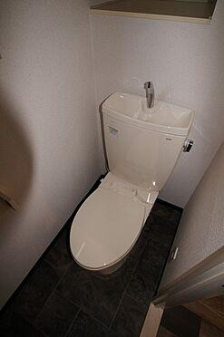 マンション(建物全部)-大阪市東住吉区西今川4丁目 トイレ