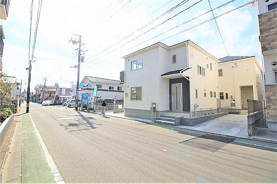 新築一戸建て-仙台市太白区長町2丁目 外観