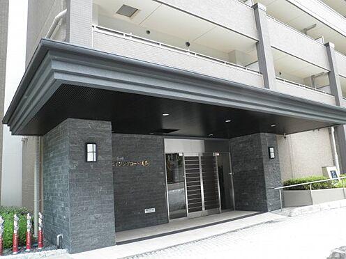 マンション(建物一部)-神戸市北区有馬町 共用部にはスロープあり
