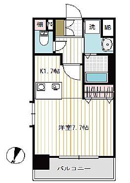 マンション(建物一部)-名古屋市中区丸の内2丁目 間取り