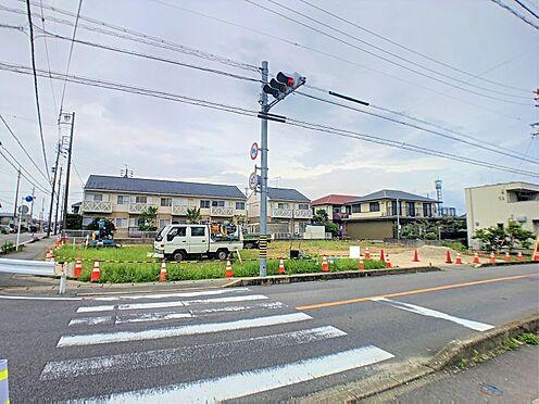 土地-西尾市戸ケ崎4丁目 安らぎを実感できる街並、落ち着いた住まいで快適生活。