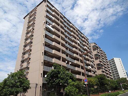 マンション(建物一部)-大阪市阿倍野区旭町1丁目 綺麗な外観です