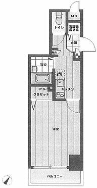 マンション(建物一部)-中央区銀座2丁目 間取り