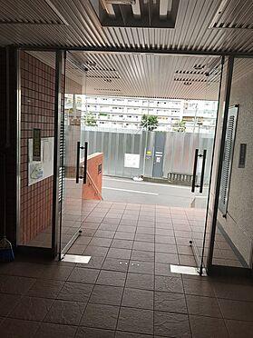 中古マンション-大阪市北区中津2丁目 エントランス
