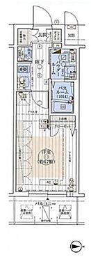 マンション(建物一部)-大阪市北区長柄東3丁目 間取り